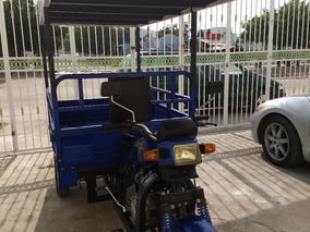 Motocarro Forzza 400 Para 500kg, ¡lista Para Trabajo!