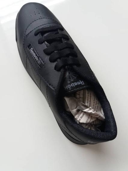 Zapatos Deportivo Goma Reebok Negro Unicolor 21-43