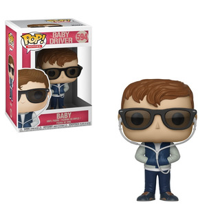 Funko Pop Movies Baby Driver Baby #594