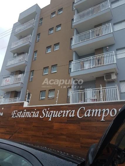 Apartamento À Venda, 1 Quarto, 1 Vaga, Vila Siqueira Campos - Santa Bárbara D