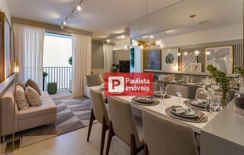 Apartamento À Venda, 58 M² Por R$ 488.600,00 - Interlagos - São Paulo/sp - Ap28734