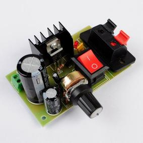 Lm317 Transistor 2n5551 Fonte Ajustavel Kit Montagem Arduino