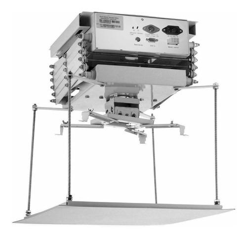 Imagen 1 de 4 de Elevador De Techo Para Proyector Soporte Motorizado 1m