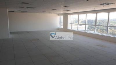 Sala Pronta 131 M² 3 Vagas - Trend Tower Alphaville - Barueri - Sa0297
