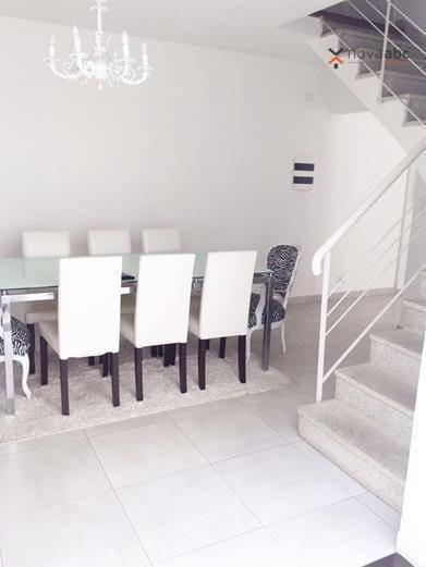 Sobrado Com 4 Dormitórios À Venda, 305 M² Por R$ 1.100.000 - Jardim - Santo André/sp - So0286