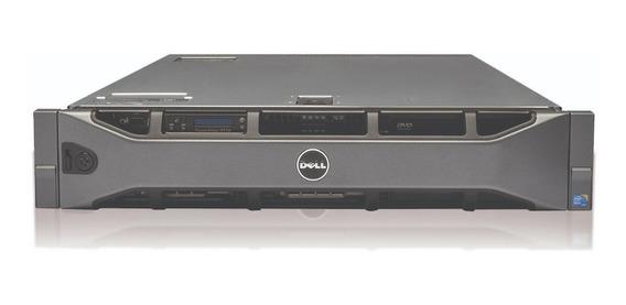 Servidor Dell Poweredge R710 2 Xeon Quadcore 32gb 2x 600 Sas