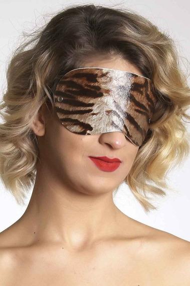 Tapa Olho Estampa De Tigre