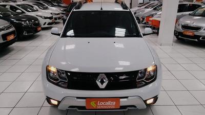 Renault Duster 2.0 16v Hi-flex Dynamique Manual