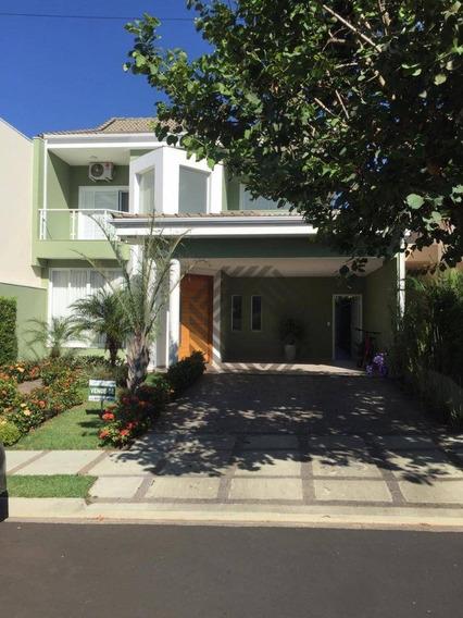 Casa Com 3 Dormitórios À Venda, 245 M² Por R$ 920.000,00 - Condomínio Lago Da Serra - Araçoiaba Da Serra/sp - Ca7218