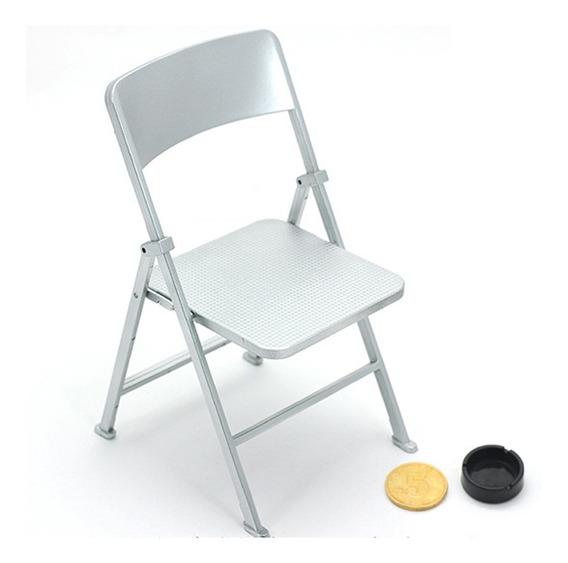 sillas plegables maqueta