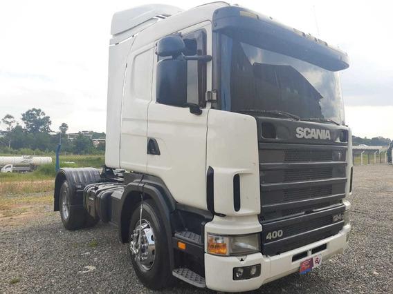 Scania 124 400 Periciada E Original