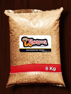 Tenebrios Alimento-cama Para Crianza 6kg (envío Gratis)