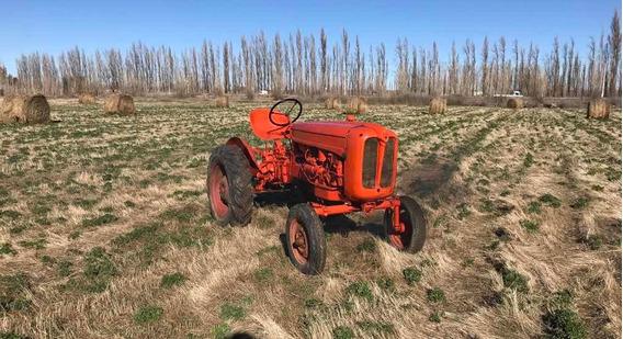 Tractor Fiat U25