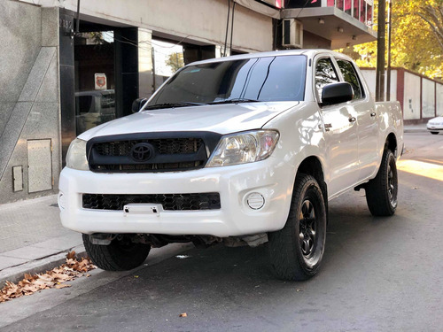 Toyota Hilux 2.5 Dx Pack Cab Doble 4x4 (2009) 2011