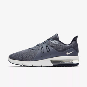 Tenis Nike Air Max Sequent 3 De Caballero Originales