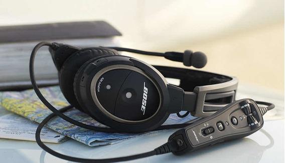 Haedset Bose A20 Com Bluetooth Helicoptero/avião