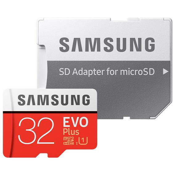 Carrinho O Micro Sdhc Samsung Class 10