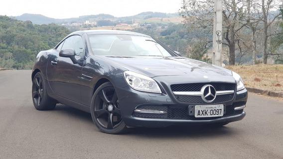 Mercedes Benz Slk 250. 1.8,gasolina,2013,apenas 30 Mil Km