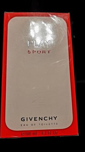 Perfume Givenchy Play Sport