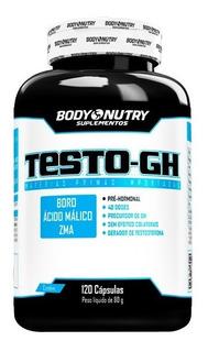 Pre Hormonal Testo Gh (120 Caps) - Body Nutry - Boro E Zma