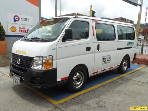 Nissan Urvan 3.0 Di Microbús