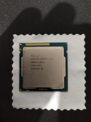 Processador I5 3470 3,2 Ghz 3,6 Boost