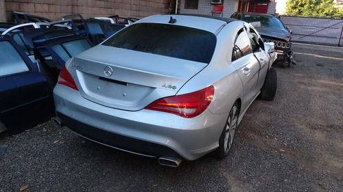 Imagem 1 de 6 de Sucata Mercedes Benz Cla-200 2014/2014 Gasolina 156cvs