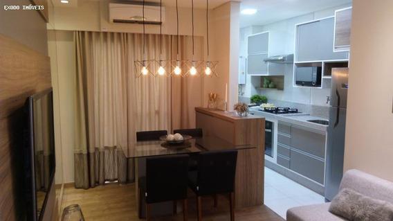 Apartamento Para Venda Em Piracicaba, Morumbi, 2 Dormitórios, 1 Banheiro, 1 Vaga - Ap304