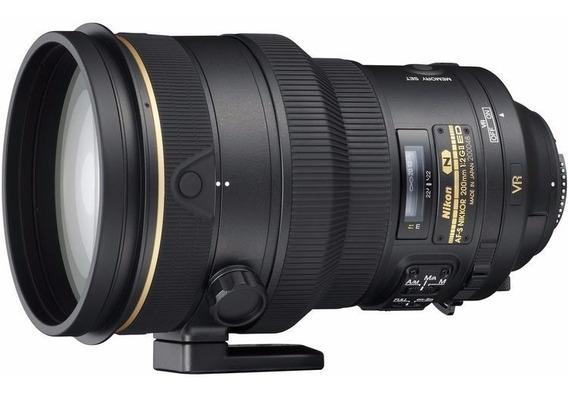 Nikon Af-s Nikkor 200mm F/2g Ed Vr Ii Lens