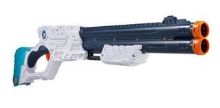 Pistola X-shot Vigilante Lanza Dardos Alcance 24mts Zuru