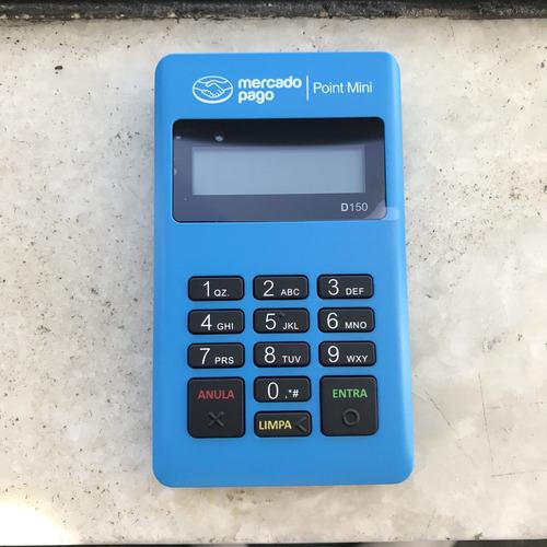 Maquina De Cartão Credito Debito Point Mini Portatil Oferta
