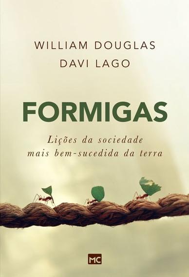 Livro Davi Lago E William Douglas - Formigas