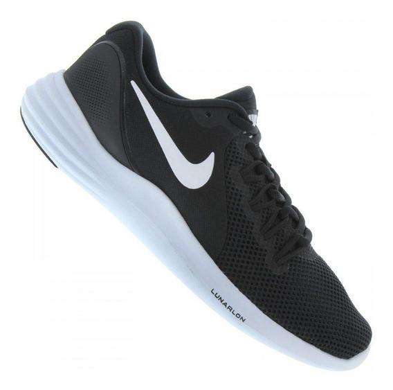 Tênis Nike Lunar Apparent Preto/branco
