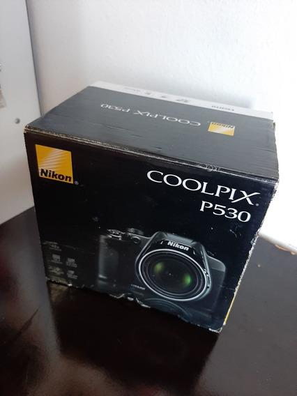 Câmera Fotográfica Nikon P530