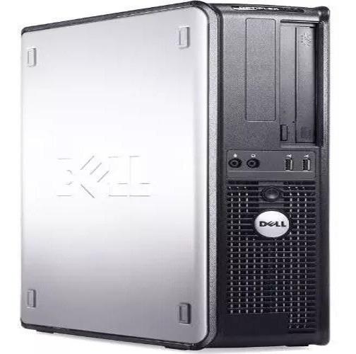 Computador Dell + Tela + Sistema Para Mercado & Comercio
