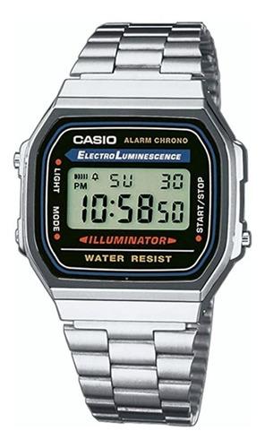 Relógio Casio Vintage A168 Electro Luminescence