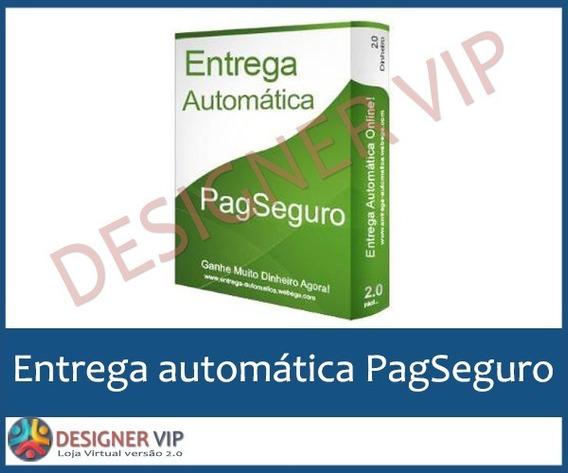 Script Php Entrega Automática De Infoprodutos Pagseguro