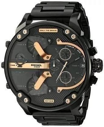 Relógio Diesel Dz7312 Mr. Daddy 2.0 Lançamento 57 Promo Mm