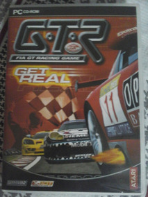 Racing Game Gtr - Fia Gt Para Pc - Kit Completo
