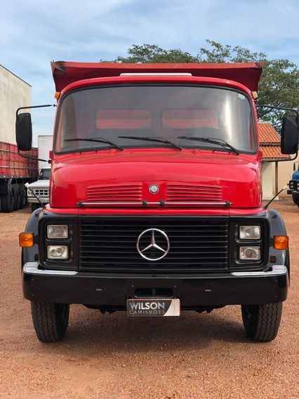 Mb 1313 1986 Vermelho
