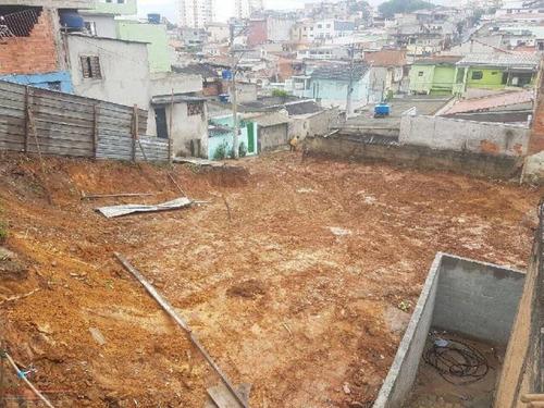 Imagem 1 de 5 de Terreno - Metragem 20,00 X 25,00 - Bairro Mandaqui - St9422