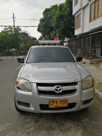 Mazda Bt 50 2008 4*2