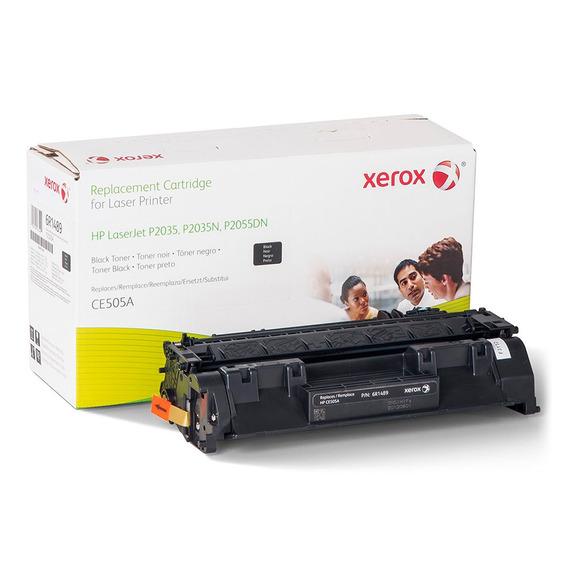 Toner P2035 P2055 P2050 Ce505a 05a Impresora Original Xerox