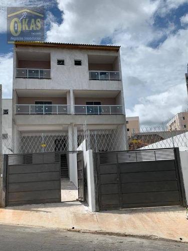 Imagem 1 de 6 de Sobrado À Venda, 240 M² Por R$ 620.000,00 - Jardim São Pedro - Mogi Das Cruzes/sp - So0209