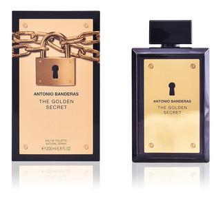 Perfume Antonio Banderas The Golden Secret 200 Ml