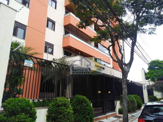 Apartamento Com 3 Dormitórios Para Alugar, 132 M² Por R$ 2.300/mês - Centro - Suzano/sp - Ap0187