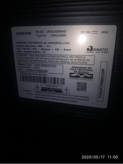Tv Samsung 32 Polegadas Smart Tv Para Retirar Peças