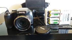 Câmera Digital Benq Gh650 Semi-profissional