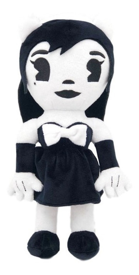 Pelúcia Alice Angel Bendy And The Ink Machine