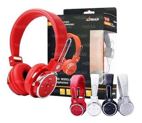 02 Fon Bluetooth Ótima Qualidade De Som B05 Promoção 2 Unid!